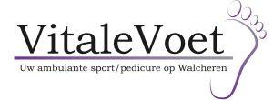 Vitale Voet Pedicure op Walcheren, Vlissingen, Middelburg, Zoutelande, Veere, Oostkapelle,Sport Pedicure