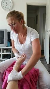 Miranda Vitale Voet Pedicure voet massage Walcheren Vlissingen Middelburg Zoutelande Veere Westkapelle Domburg