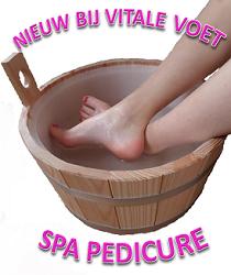 Vitale Voet Pedicure Voet massage Walcheren Vlissingen Middelburg Veere Zoutelande Westkapelle Domburg